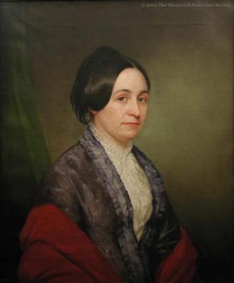 Mary Lyman Benedict Mitchell