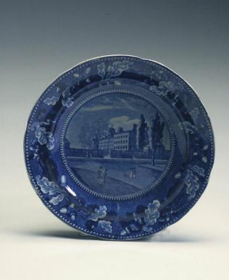 Plate, Decorative
