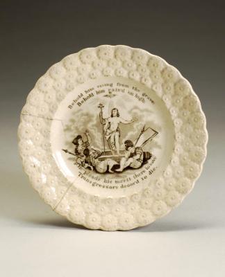 Plate, Commemorative