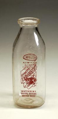 Bottle, Milk