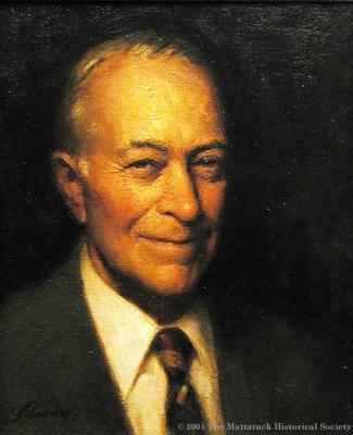 Ridgway M. Hall