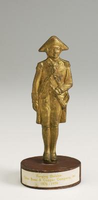 Statue, Commemorative / Souviner