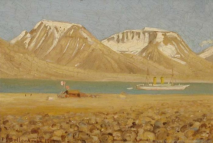 Spitzbergen (Advent Bay)