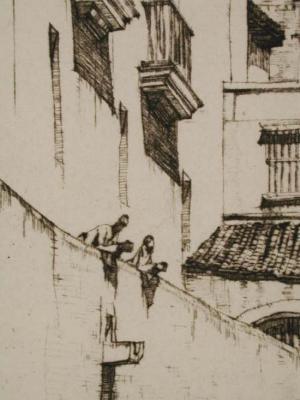 Street in Taxco