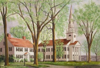 First Congregational Church, Litchfield, Connecticut