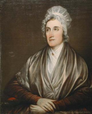 Mrs. George (Anna Maria) Codwise