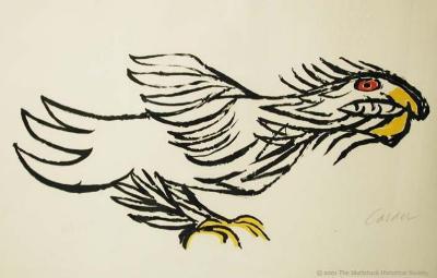Eagle (aka: Composition or L'Aigle)