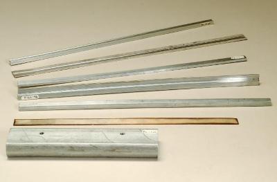 Zinc Floor Divider Strip