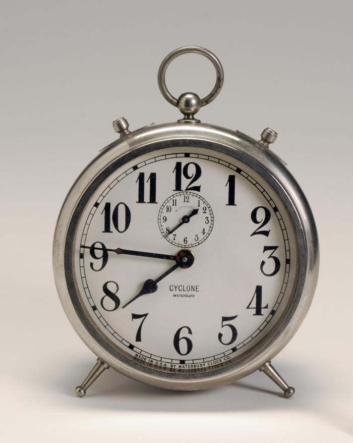 Cyclone Alarm Clock;Cyclone Alarm Clock