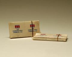 Hubbard-Hall Chemical Co. Matchbook Set;Hubbard-Hall Chemical Co. Matchbook Set