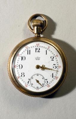 Watch, Pocket (Series 'R' / 'Tuxedo');Watch, Pocket (Series 'R' / 'Tuxedo')