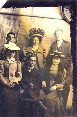 Portrait of Six Unknown People