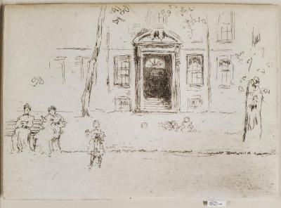Doorway, Gray's Inn