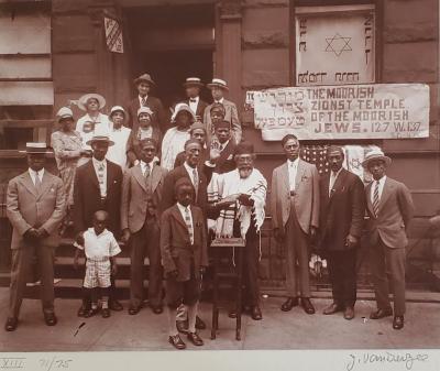 Black Jews, Harlem