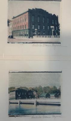 National Hall and Ruth Steinkraus Cohen Bridge