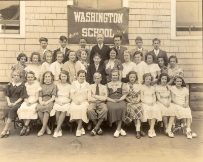 Washington School Class of 1934