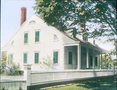 Reverend Varick Dey House
