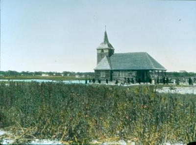 St. Mary's by the sea