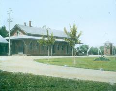 Fairfield Railroad Station