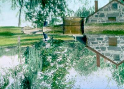 Stone Mill at Verna