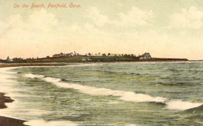 On The Beach, Fairfield, Conn.