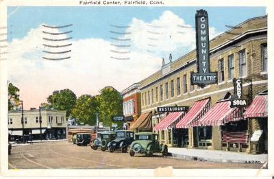 Fairfield Center, Fairfield, Conn.