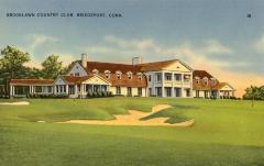 Brooklawn Country Club, Bridgeport, Conn.