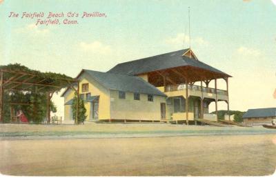 The Fairfield Beach Co's Pavillion