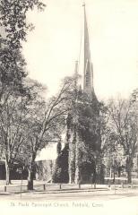St. Paul's Episcopal Church, Fairfield, Conn.