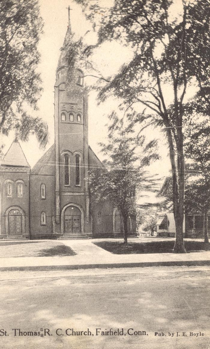 St. Thomas R. C. Church, Fairfield, Conn.