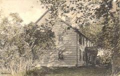 Old Benson House, Fairfield, Conn.