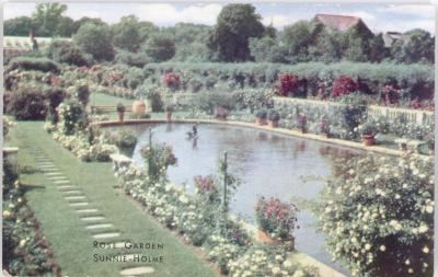 Rose Garden, Sunnie-Holme