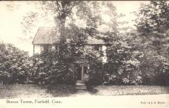 Benson Tavern, Fairfield, Conn.