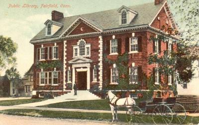 Public Library, Fairfield, Conn.