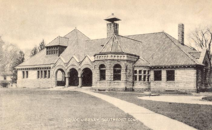 Pequot Library, Southport, Conn.