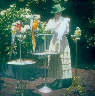 MOW_173_Woman with Parrots.tif