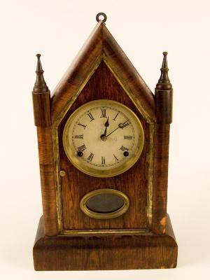 Steeple Shelf Clock