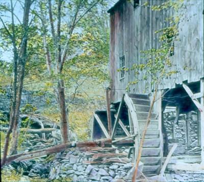 Mill Near Congress St