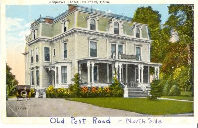 Unquowa Hotel, Fairfield, Conn.