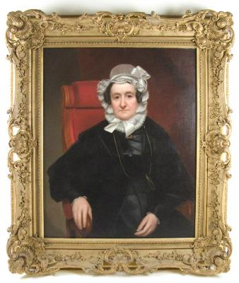 Portrait of Mrs. Roger Minott Sherman