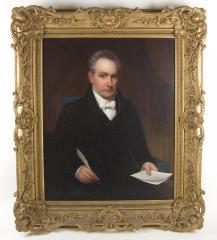 Portrait of Roger Minott Sherman