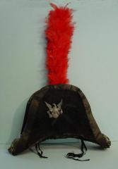 Militia Officer's Chapeau de Bras