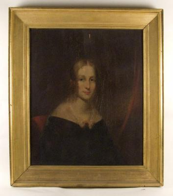 Portrait of Mrs. Ezekiel Birdseye (Mary Kippen)