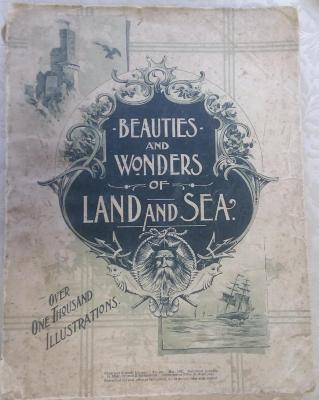 book-Beauties and Wonders of the Land and Sea - Volume 1