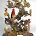 Victorian Bird Diorama
