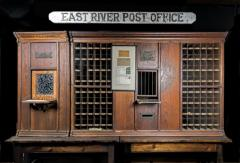 Post Office Boxes from East River Post Office