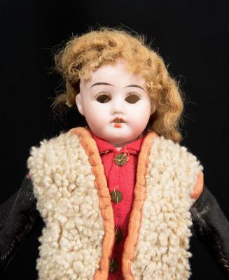 Belgian Doll