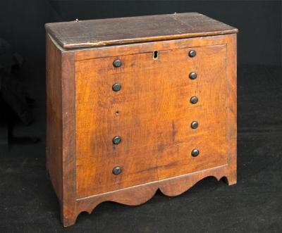 Bureau Shaped Box