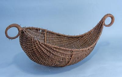 Boat Shaped Basket